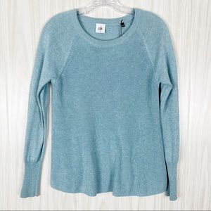 Cabi | Sky Blue Swing Sweater